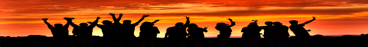 group Silhouette bottom
